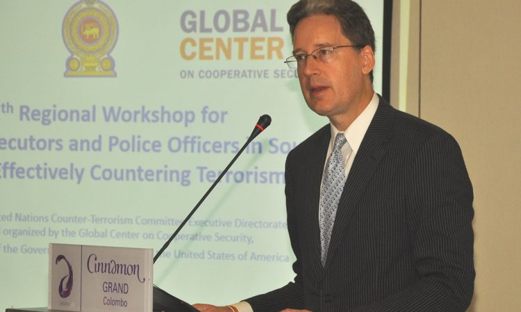 Remarks by Deputy Chief of Mission Robert Hilton at 11th Regional Workshop for Judges, Prosecutors and Police Officers in South Asia