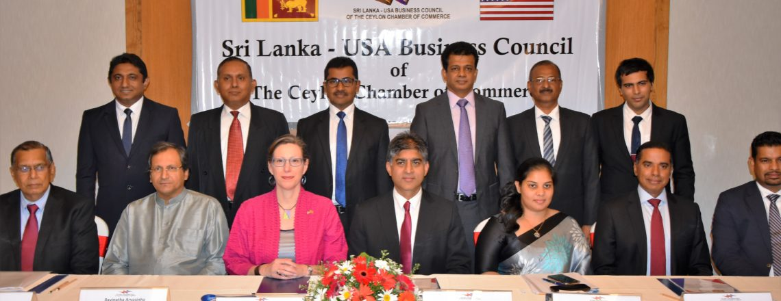 Ambassador Teplitz's Remarks for US-Sri Lanka Business Council AGM