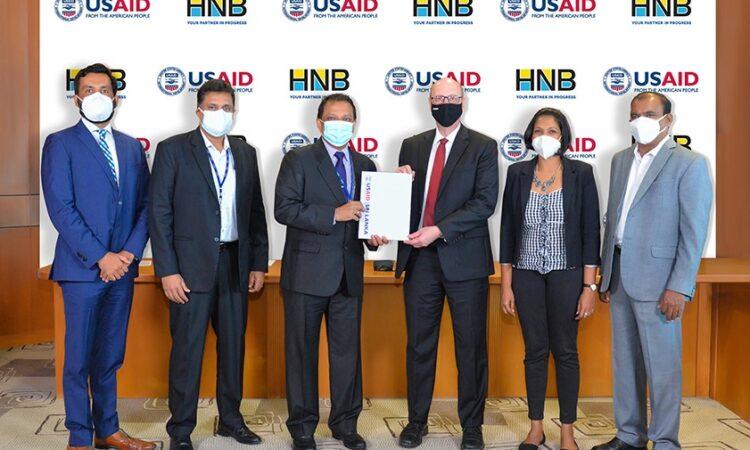 Photo – USAID PSD-HNB MOU