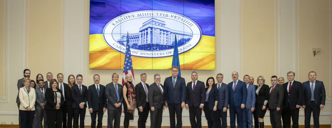 Joint Statement on the Ninth Meeting of the U.S. – Ukraine Trade and Investment Council