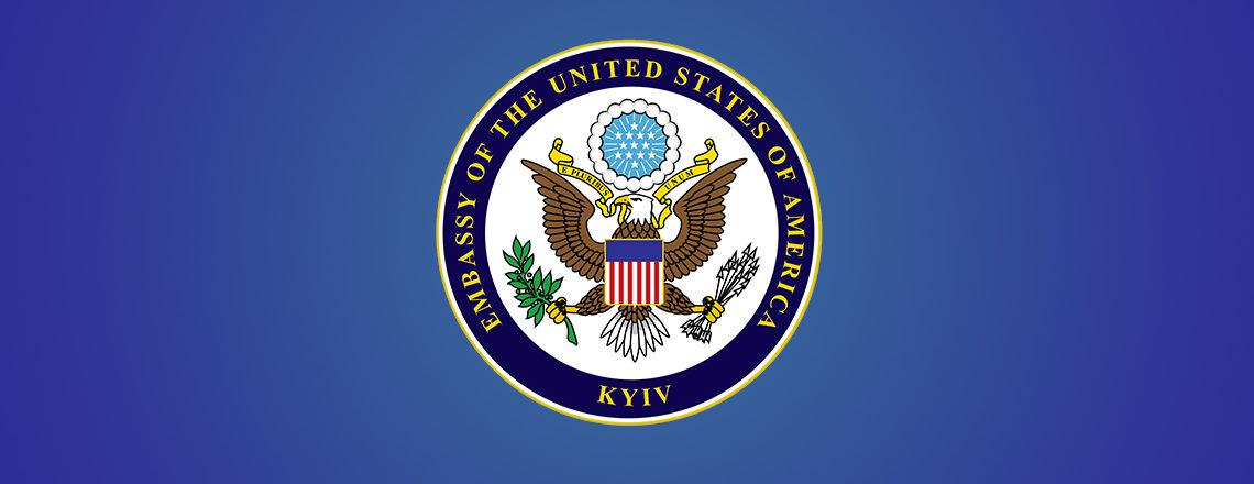 Виступ військового аташе США в Україні Куїнна Воффорда