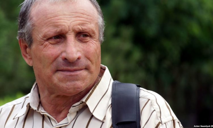 Radio Free Europe/Radio Liberty journalist Mykola Semena