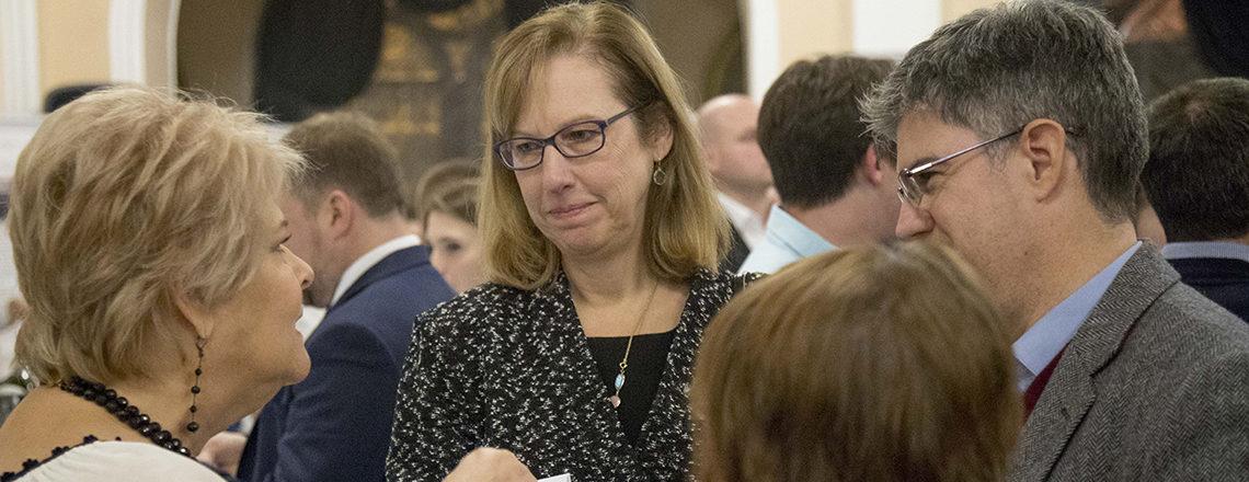 Виступ заступниці голови дипломатичної місії США в Україні Крістіни Квін