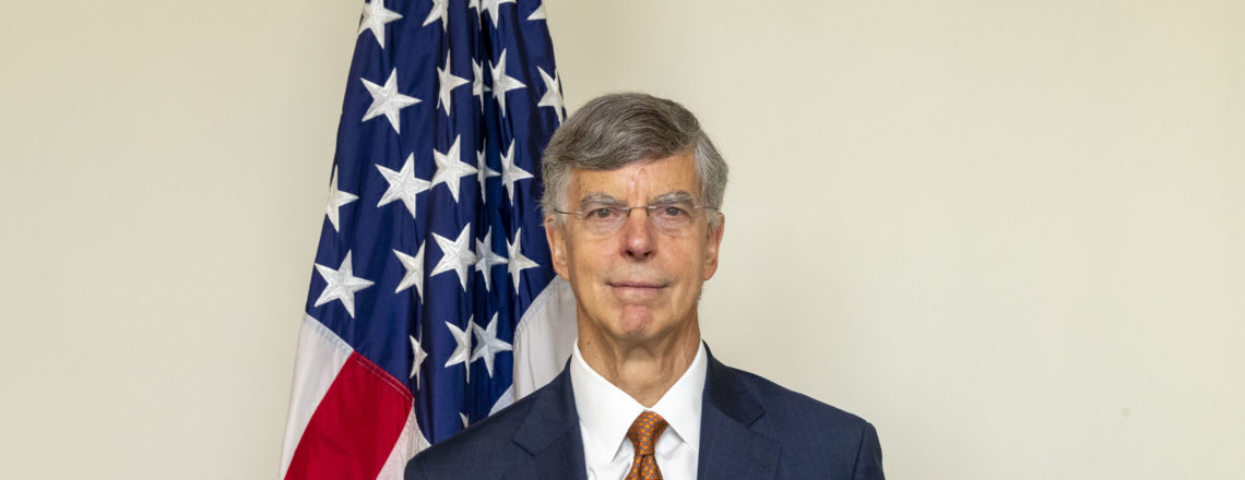 Вітаємо Посла В. Тейлора з поверненням до України як тимчасово повіреного у справах США