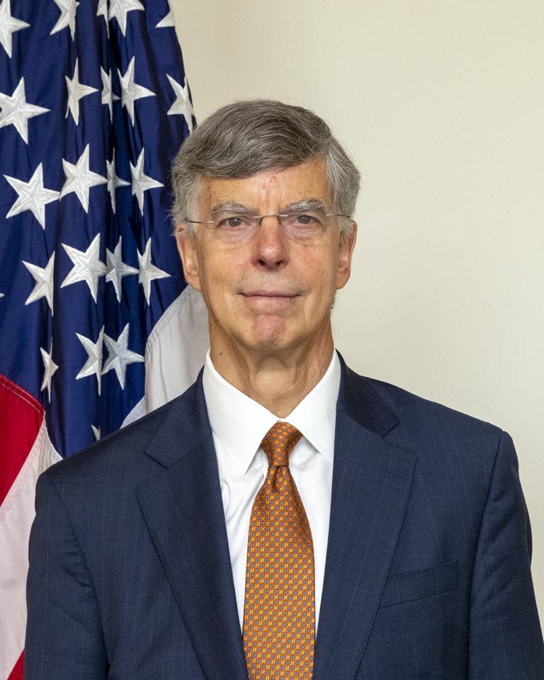 Photo of Chargé d'Affaires William B. Taylor