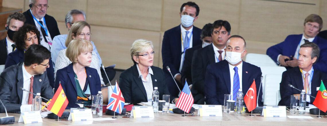 Виступ Міністра енергетики Дженніфер М. Ґранголм на саміті Кримська Платформа