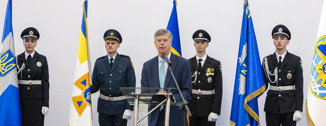Виступ Тимчасового повіреного у справах США в Україні Вільяма Тейлора