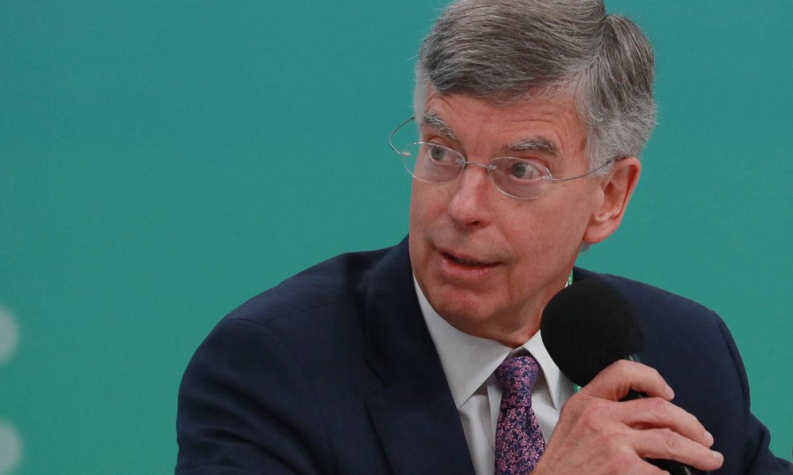 former ambassador Taylor