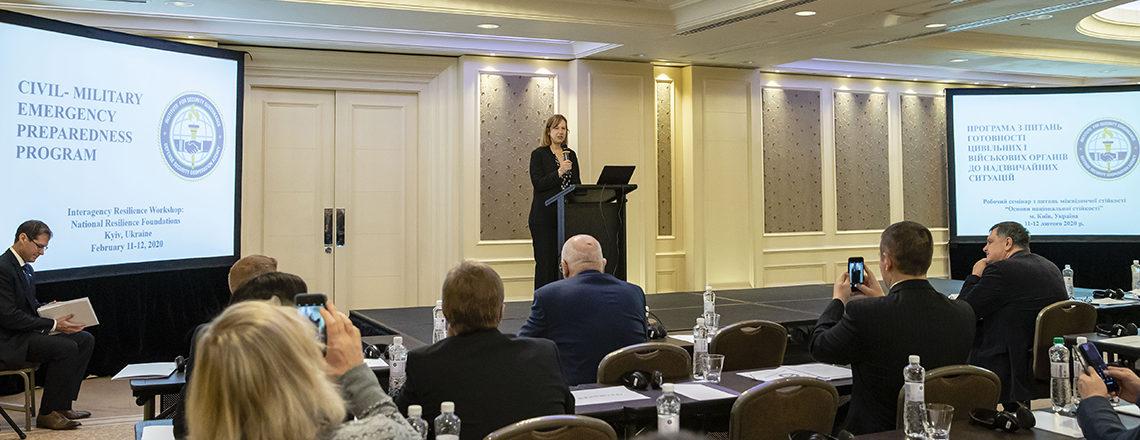 Промова Тимчасової повіреної у справах США в Україні Крістіни Квін
