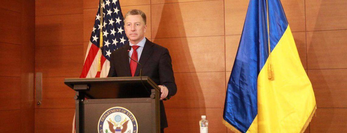 Remarks by Special Representative for Ukraine Negotiations Kurt Volker