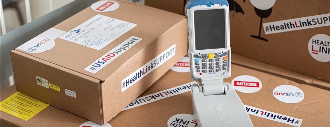 USAID передає лікарням життєво необхідне обладнання для хворих на COVID-19