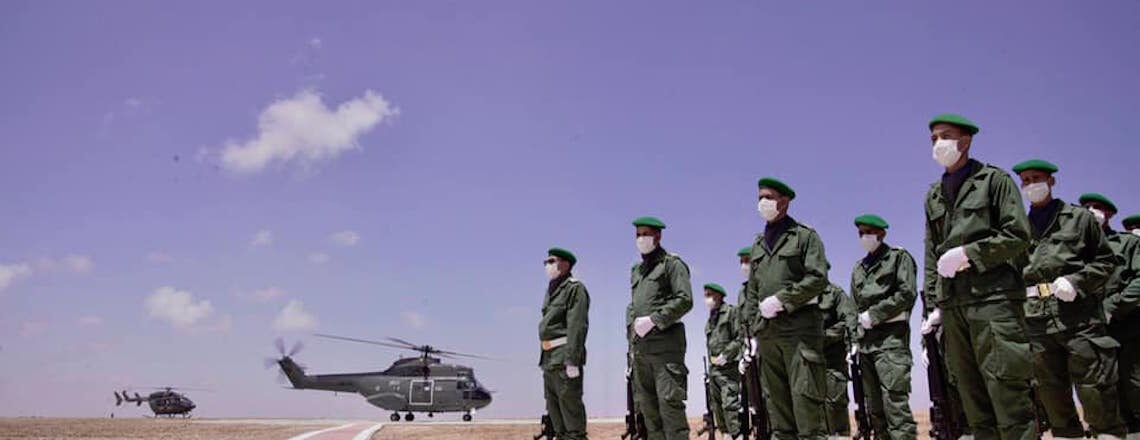 African Lion 21 exercise wraps up in Morocco, Tunisia, Senegal