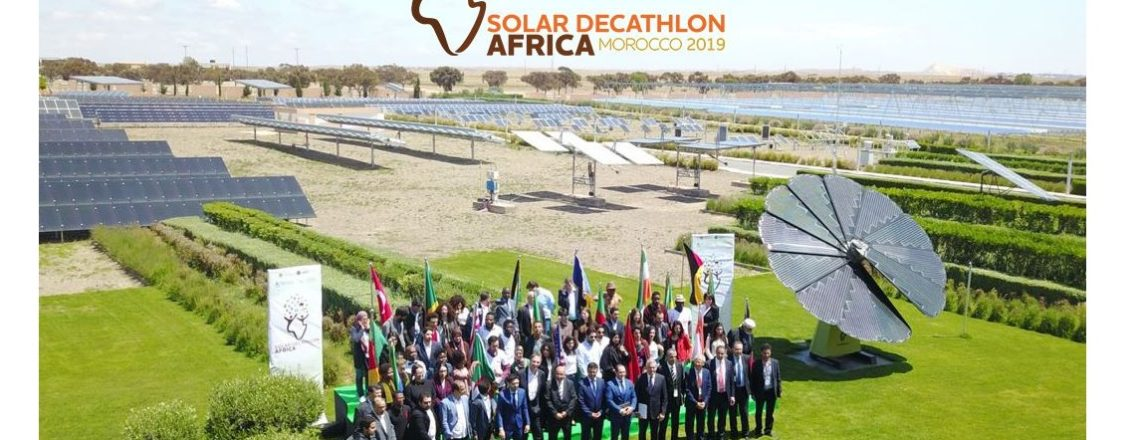 The Solar Decathlon is coming to Africa!