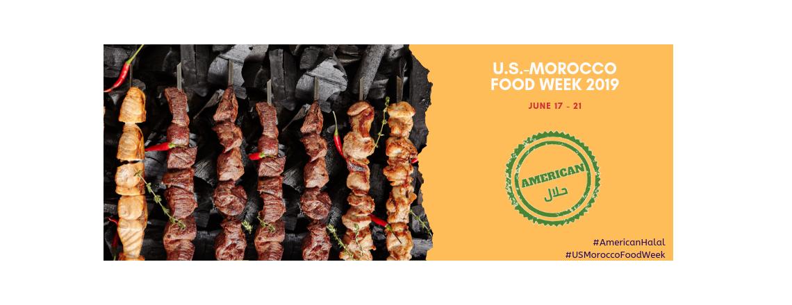 U.S. -Morocco Food Week