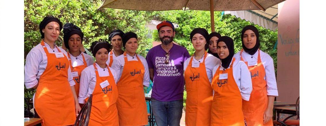 U.S.-Morocco Food Week