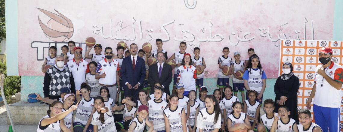 Basketball in Al Hoceima!