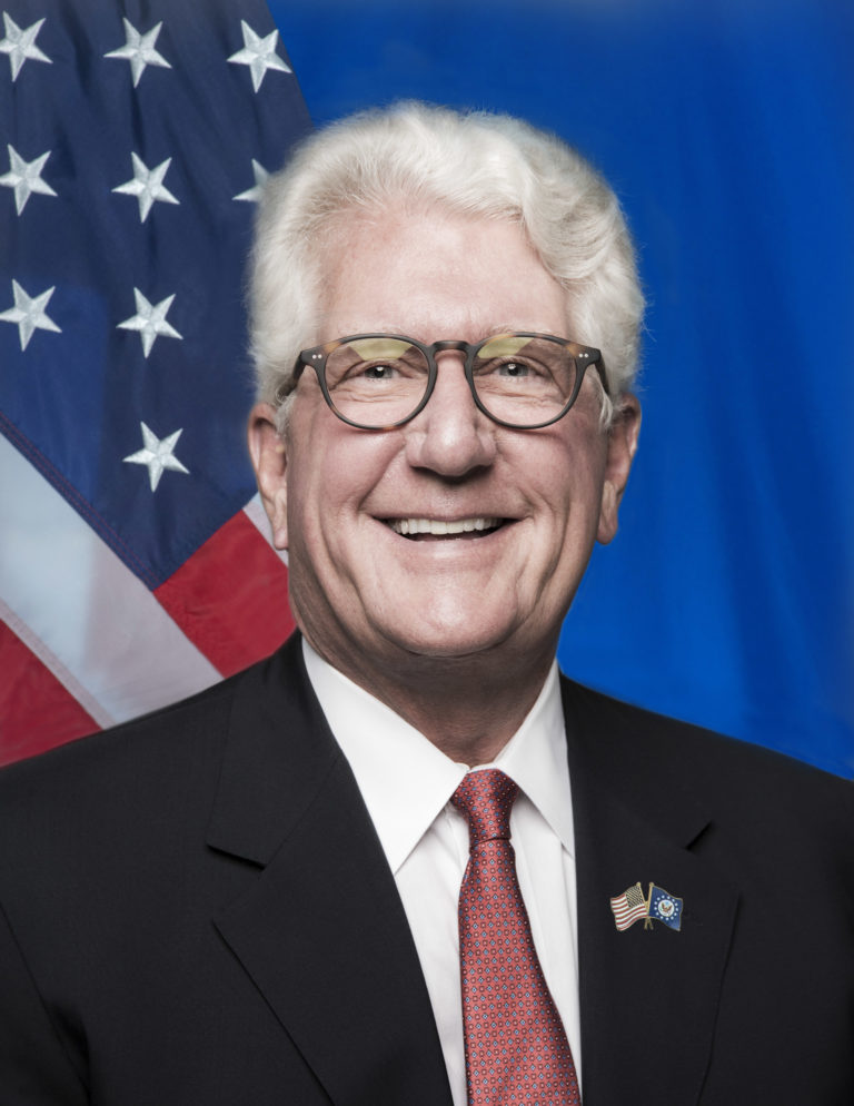 Photo of Ambassador David T. Fischer