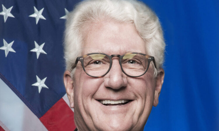Ambassador David T. Fischer