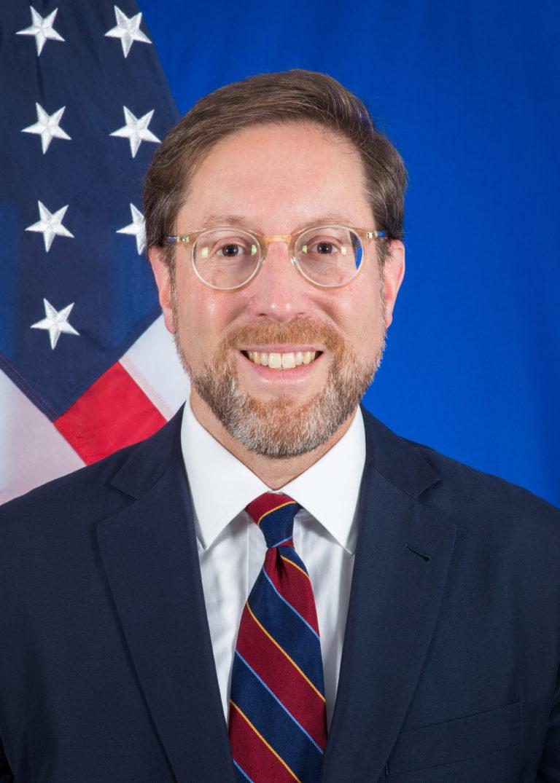Photo of Chargé d'Affaires – David Greene