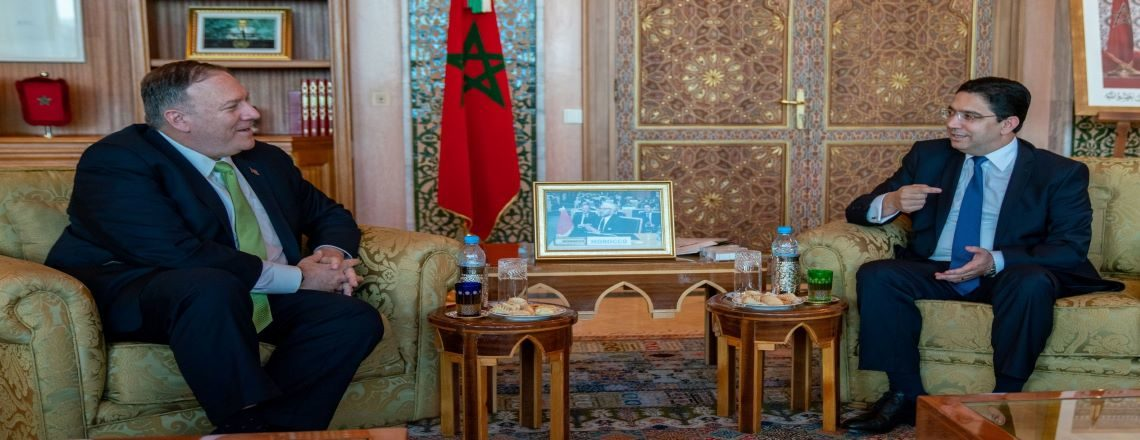 Highlights from Secretary of State Pompeo's visit to Morocco