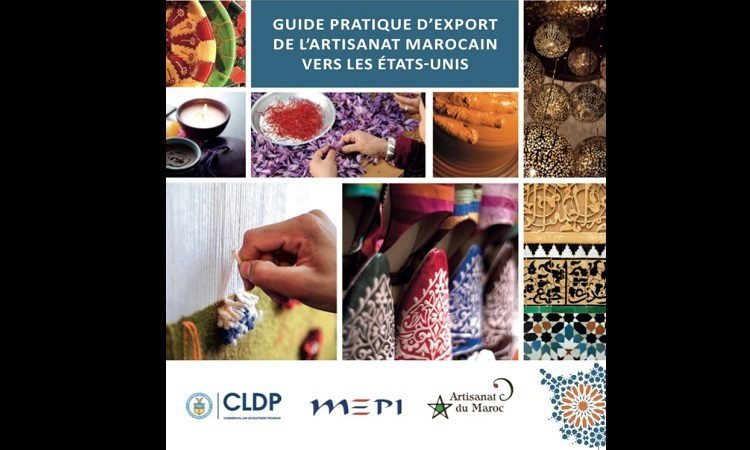 Guidebook for Moroccan Handicraft Exporters