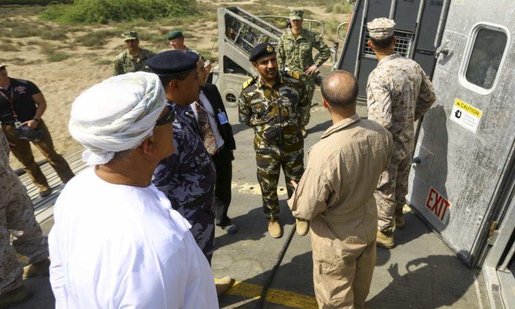 Preparations for Non-combatant Evacuation Operation