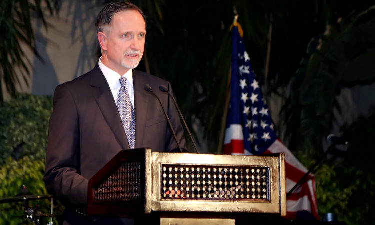 Ambassador Beecroft