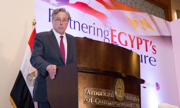 Ambassador David Thorne