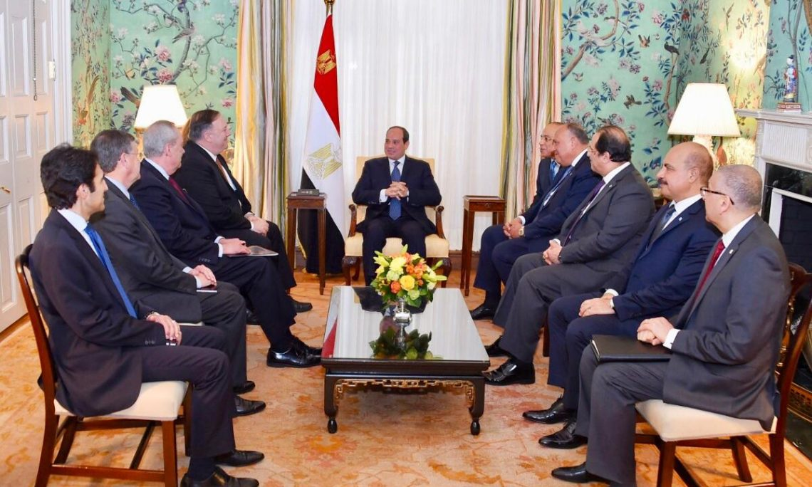 Photo credit :The Office of the Egyptian Presidency
