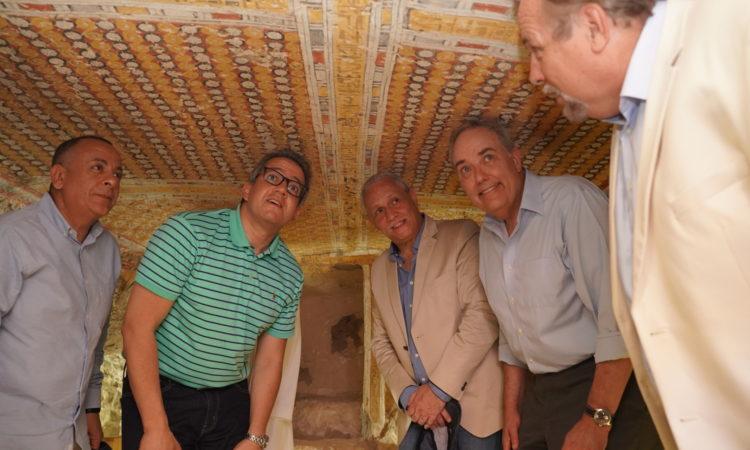 6 – Dra Abu El Naga – Waziri, MoA, Govof Luxor, CDA, ARCE
