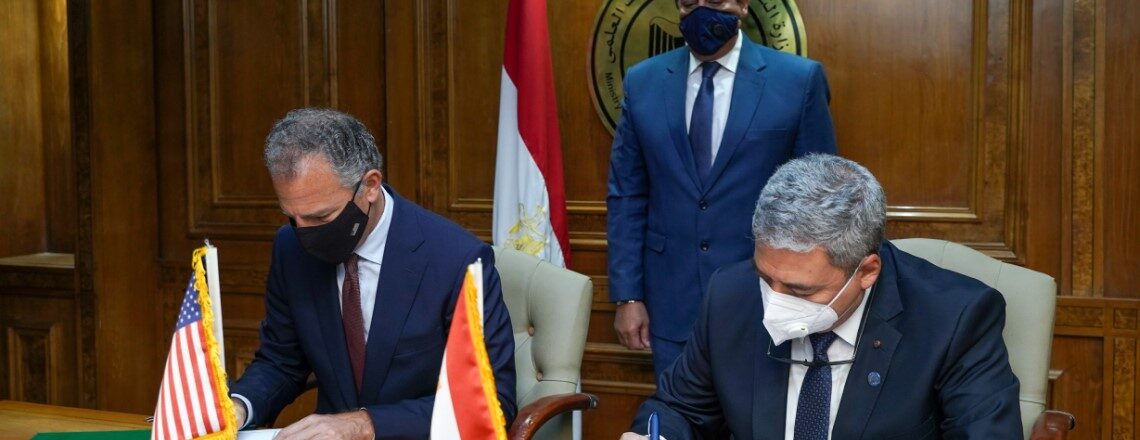 The United States and Egypt Extend Science and Technology Cooperation Agreement