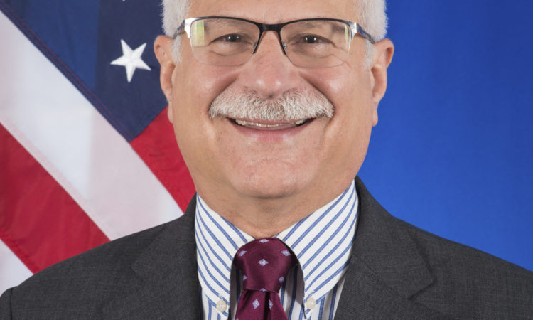 Robert Destro, U.S. Department of State Assistant Secretary for Democracy, Human Rights, and Labor
