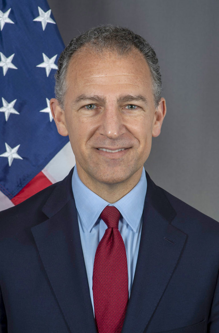 Photo of Ambassador Jonathan R. Cohen