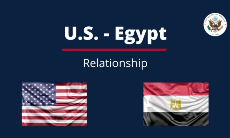 US Egypt Relationship Graphic