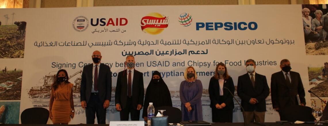 United States Renew Partnership in Egypt to Improve Farmer Livelihoods