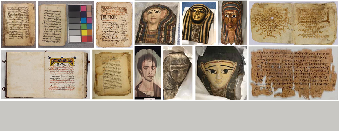 The U.S. government helps preserve priceless artifacts and return them to Egypt