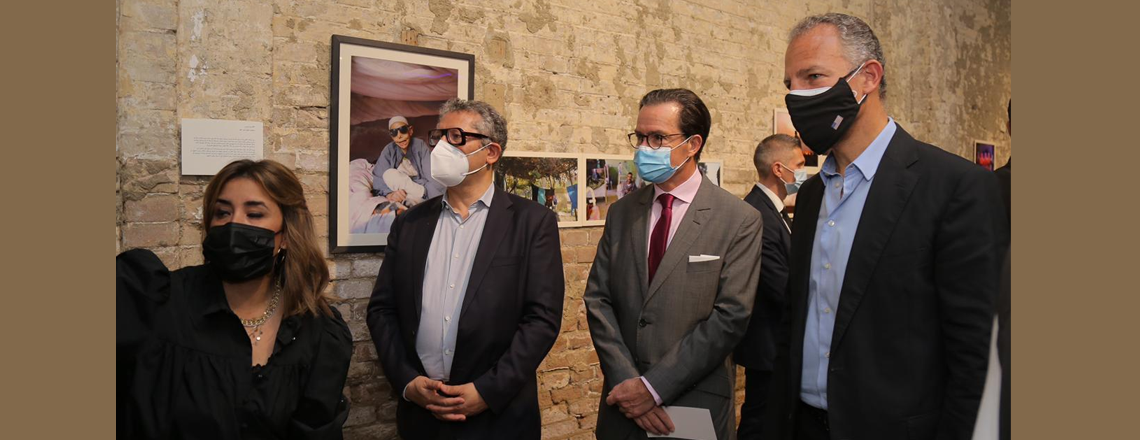 U.S. Embassy Cairo Participates in Cairo Photo Week 2021