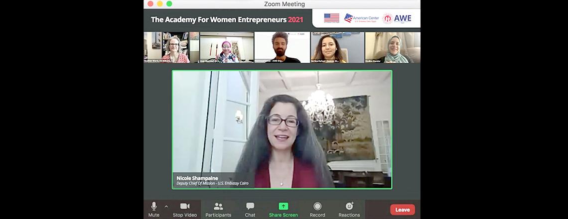 Academy for Women Entrepreneurs program 2021