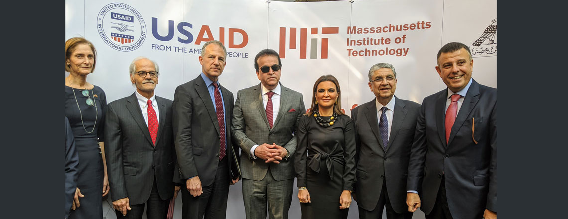 United States and Egypt Launch Center of Excellence for Energy