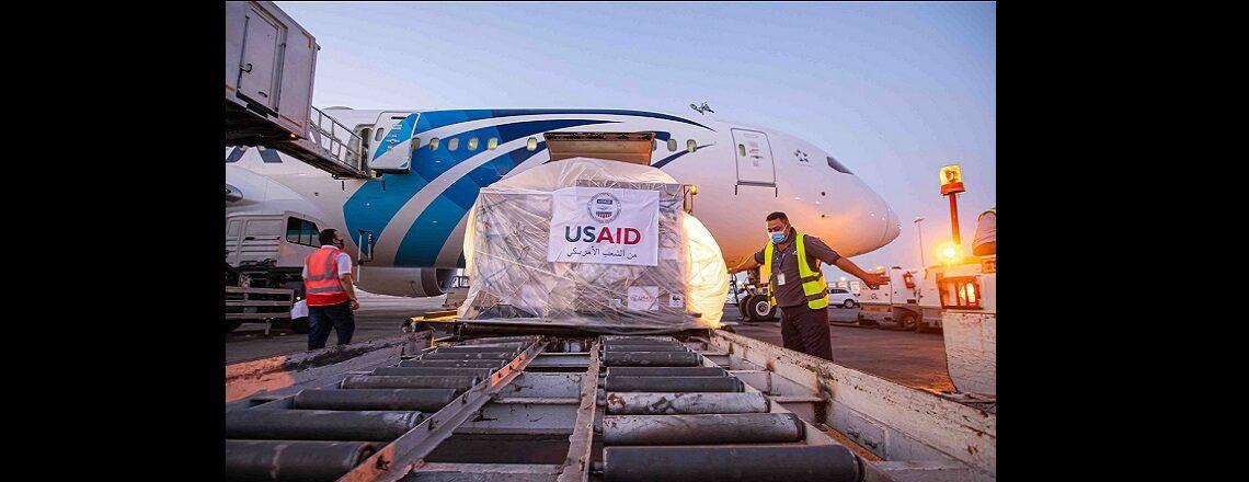 U.S. Donates Ventilators to Support Egypt's COVID-19 Response.