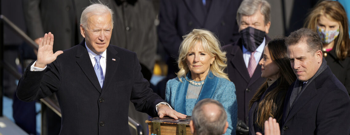 Inaugural Address by President Joseph R. Biden, Jr., as Prepared for Delivery at the Unite