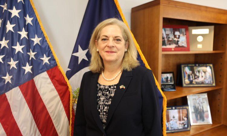 Ambassador Alina R. Romanowski