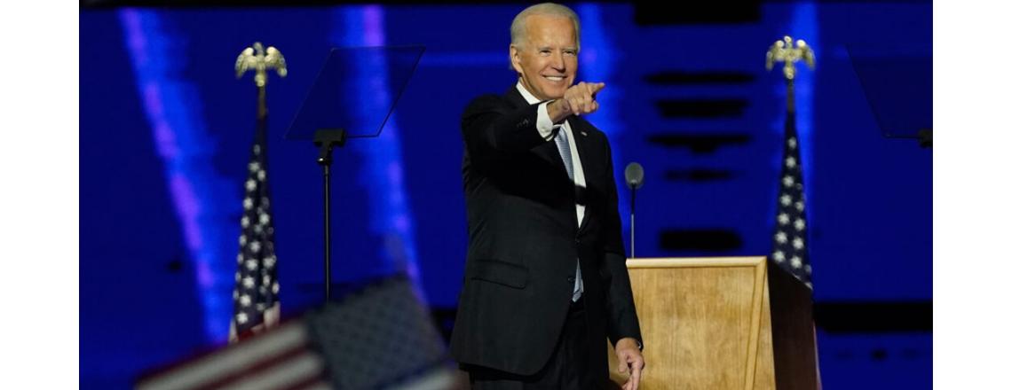جو بايدن: رئيس أميركا القادم