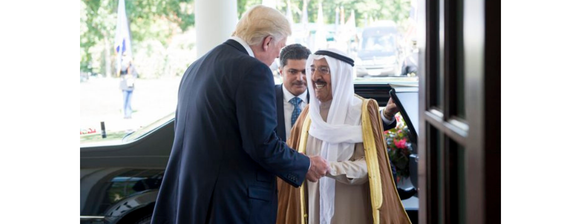 Statement from President Donald J. Trump on the Passing of HH Sheikh Sabah Al-Ahmad