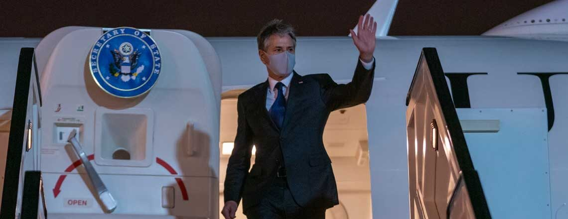 Secretary Blinken Travels to Kuwait to Advance Regional Security and Economic Ties
