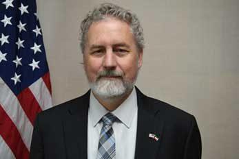 Deputy Chief of Mission Larry Memmott | U S  Embassy in Kuwait