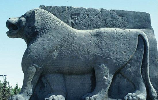 التراث يتعرض للخطر في العراق وسوريا -٢٠١٤