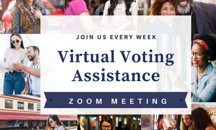 FVAP Virtual Voting Assistance
