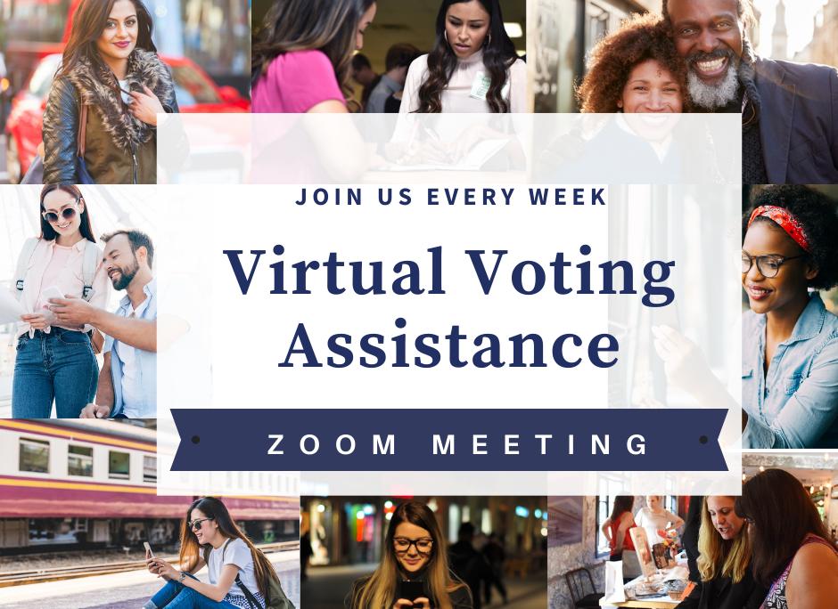 FVAP Virtual Voting Assistance