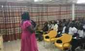 Fulbright and Humphrey Information session in Bobo